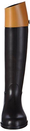 Aigle Alaquine Stiefel, Bottes hautes classiques non doublées femme Multicolore - Mehrfarbig (camel 3)