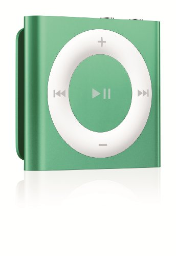iPod shuffle 2GB - Green  available at amazon for Rs.10492