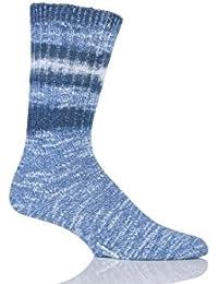 Herren 1 Paar Levis 084LS einzeln Bindung gefärbter Baumwolle Socken