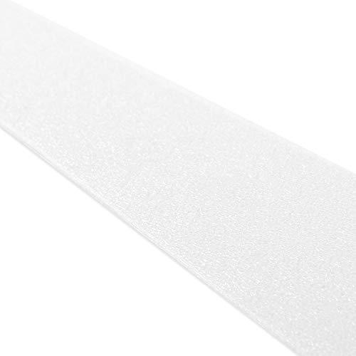 Nasszonen Antirutsch Streifen | 20 Stück, Weiß