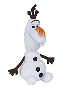 Disney Simba 6315874751 Frozen Olaf el muñeco de Nieve de Peluche 25cm