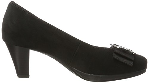 Jenny Ladies Monroe Pumps Nero (nero)