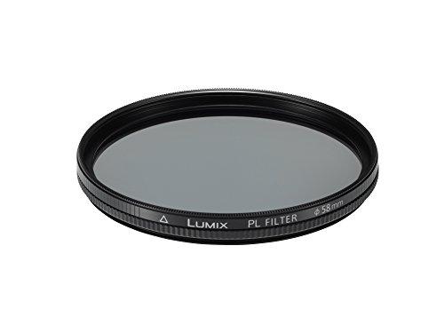Panasonic LUMIX DMW-LPL58GU Pol-Filter (geeignet für LUMIX G und MFT Objektive)