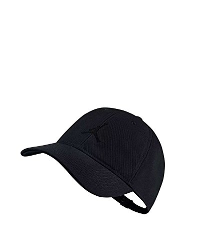 Nike jordan floppy h86, cappellino uomo, nero, taglia unica
