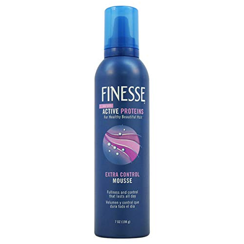 Finesse Mousse, Extra Control - 7Oz. by Finesse -