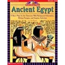 Ancient Egypt: 5 Short Plays for the Classroom with Background Information, Writing Prompts, and Creative Activities (Read-Aloud Plays)