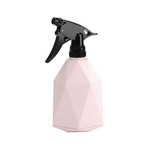 Snner Rosa Wasserflasche Sprühflasche Kunststoff Bewässerung Flasche Blume Tragbare Dosen Pflanze Hand Wasser-Spray-Pot Gartengeräte Für Garten-Yard
