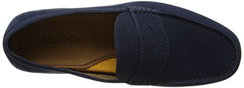 Aldo Herren Braon Slipper blau (marineblau)