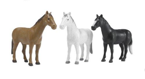 Bruder kb00003 - Statuetta, Cavallo, colori assortiti