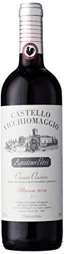 Vicchiomaggio Chianti Classico Riserva DOCG Agostino Petri Castello Tuscany 2014 Wine 75 cl