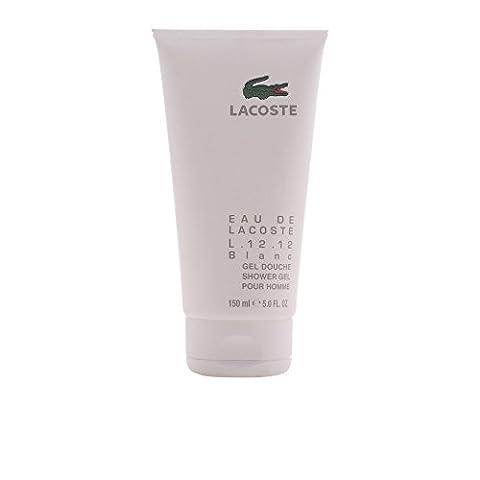 Lacoste Eau De Lacoste L 12,12 Blanc Shower Gel 150ml