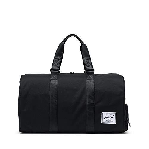Herschel Sporttasche Novel Duffel Tasche, schwarz, One Size, 10026-00535