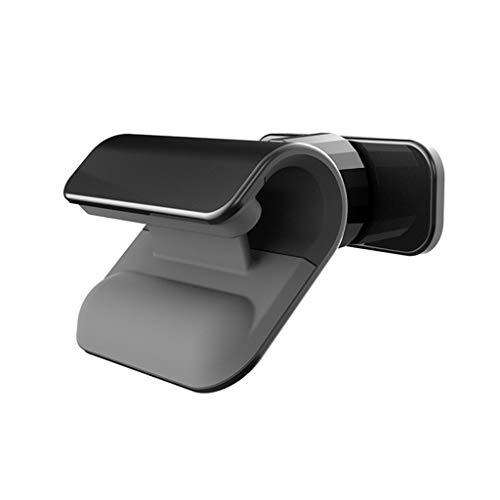 TIREOW Universal Auto Telefon Halter 4-7 Zoll GPS Music Player Ständer für Samsung (Schwarz)