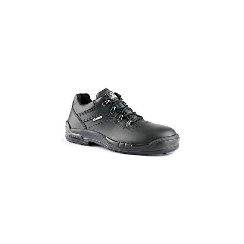 Jallatte - Chaussure de sécurité basse JALTOURA SAS S3 HRO SRC - Jallatte Noir