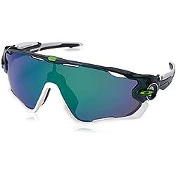 Gafas de Sol Oakley JAWBREAKER OO 9290 METALLIC GREEN hombre