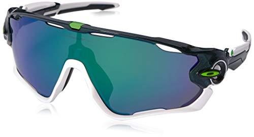 Oakley Herren Sonnenbrille Jawbreaker Grün (Verde)
