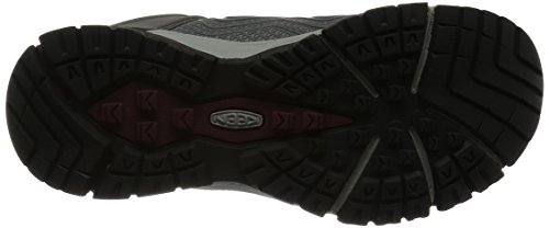 Keen Aphlex, Chaussures de Randonnée Basses Femme RAVEN/GARGOYLE