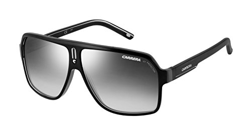 Carrera Mirrored Square Unisex Sunglasses - (CARRERA 27 XAX 62IC|62|Blue Color Lens)