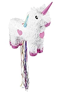 Boland 30932 Piñata Unicorn Color Blanco