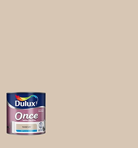dulux-once-matt-paint-for-walls-25-l-caramel-latte