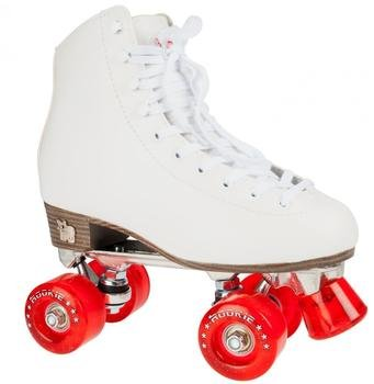 Rookie Classic Child Roller Skates - White
