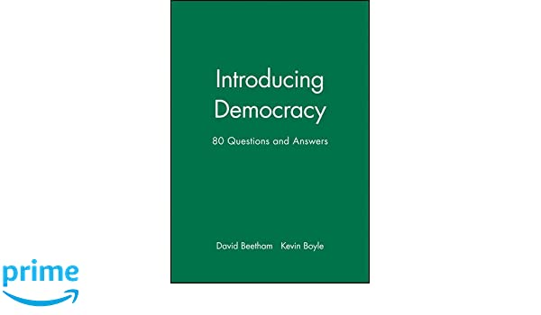 Buy introducing democracy 80 questions and answers book online at buy introducing democracy 80 questions and answers book online at low prices in india introducing democracy 80 questions and answers reviews ratings fandeluxe Choice Image