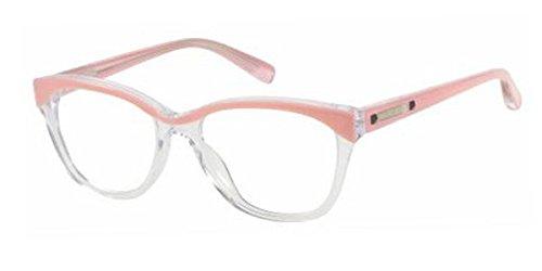 GUESS Damen Brillengestell Pink Rosa