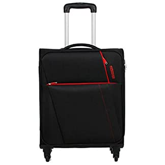 Trolley Cabina 55 Cm Spinner 4 Ruote | American Tourister Joyride | 36G002-Obsidian Black
