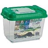 Aquarium en plastique Biotope Box Flamingo Contenance 1,5 litres