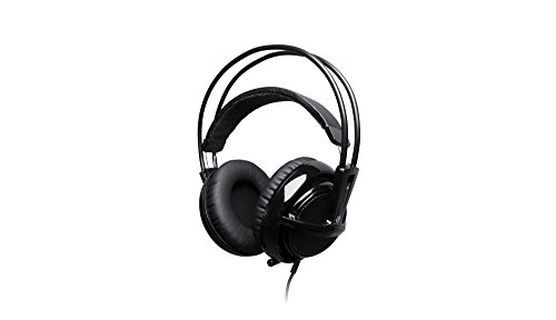 SteelSeries 51101 Siberia V2 Full Size Headset (Black)  available at amazon for Rs.5888