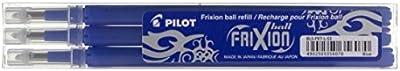 Roller Frixion Ball Pilot de repuesto mina bls vs-fr7, Pilot, varios. Colores