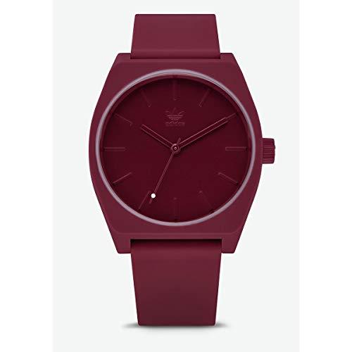 Adidas Reloj Analógico para Hombre de Cuarzo con Correa en Silicona Z10-2902-00