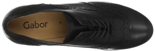 Gabor Shoes 5546027, Chaussures basses femme Noir (Schwarz)