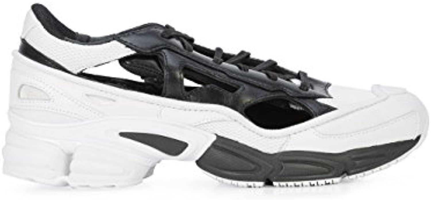 adidas by RAF Simons Herren B22512 Weiss Polyester Sneakers -