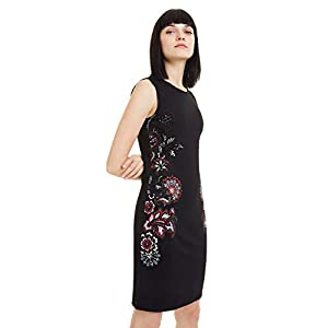 Desigual Dress Denis Vestito Donna