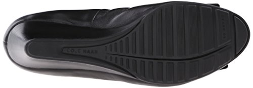 Pompe Cole Haan Tali Grand-Bow Wedge Black