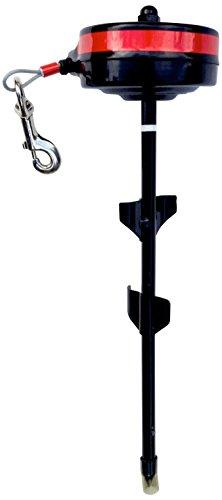 MH HM câble rétractable Attacher pour Chien, Grande, 2kg,