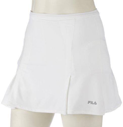 Fila Damen Röcke , U88925, White, M (Tennis Fila Rock)