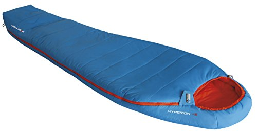 High Peak Schlafsack Hyperion-5, blau/Orange