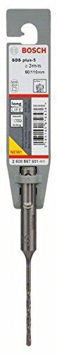 Bosch Professional Hammerbohrer SDS-plus-5 (Ø 3 mm)