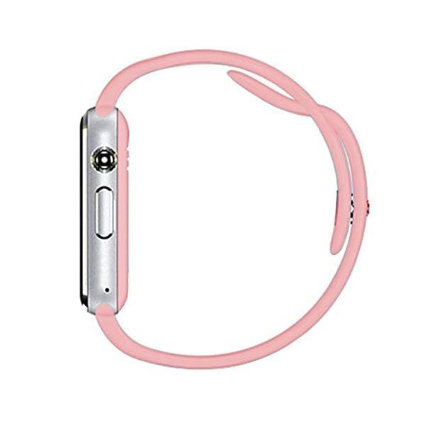 Reloj Inteligente, con Bluetooth y Ranura para Tarjeta SIM para Usar Como Teléfono Móvil. Reloj Deportivo con Rastreador… 3