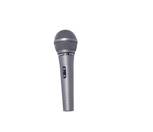 nmit® Wired Handheld Mikrofon Mikrofon Transmitter System un-directional für Singende, Reden, Vorträge, Meetings, PA & Stage DJ