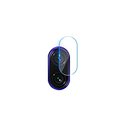 GerTong Protector de Lente de Cámara para Redmi Note 7, 1 Pieza 9H HD Ultra Thin a Prueba de Explosiones Anti-Scratch Glass Tempered Camera Protector de Pantalla para Xiaomi Redmi Note 7