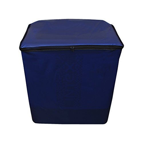 Glassiano Blue Waterproof & Dustproof washing Machine Cover For Panasonic Semi Automatic Top Load -All size model  available at amazon for Rs.359