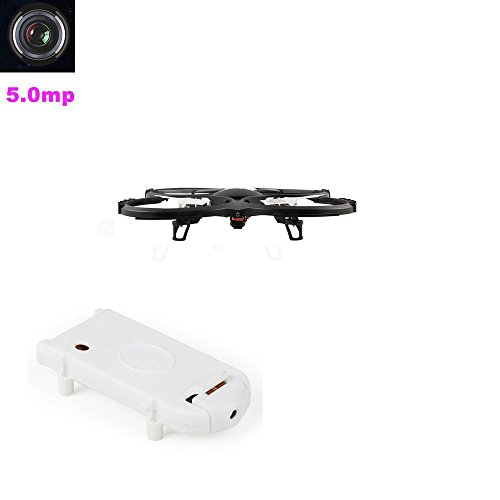 WYXlink HD 5MP Camera 2.4G 4 Way 6 Axle RC Quadcopter UFO For UDI 818s 818a 819a 954 (A)