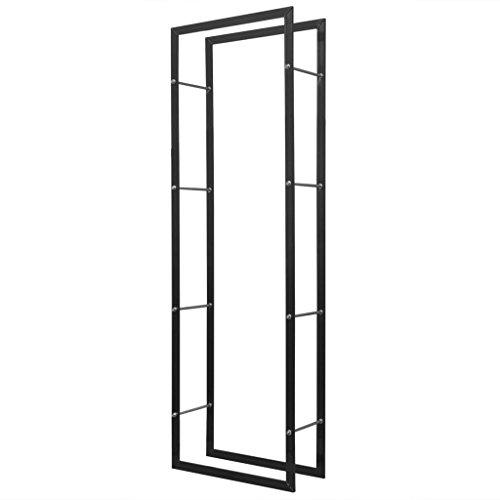 FZYHFA Kaminholzständer rechteckig 150 cm schlichtes Design und schön, robust und...