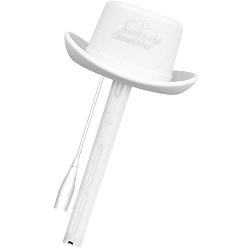 SODIAL Humidificador USB Humidificador Portátil, Humidificador Humidificador de Aire de Viaje para La Oficina Viaje Hogar Hotel Sin Botella de Agua Blanco