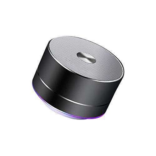 Lamptti High-End-Version Mini-Lautsprecher - A2 Drahtloser Bluetooth-Lautsprecher mit Einsteckkarte Auto-montierter Bass-Mini-Verstärker für Handy und Computer