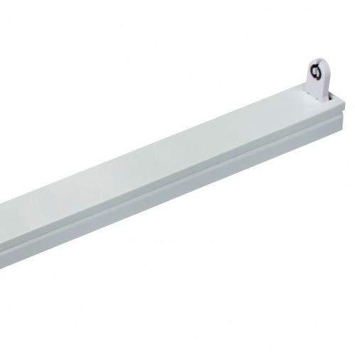 LED Röhrenhalter/Fassung für eine 90 cm T8 / G13 LED Röhre - als Ersatz für Leuchtstoffröhrenhalter - RH90-1 LED