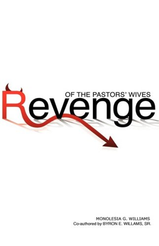 Revenge of the Pastors' Wives Cover Image